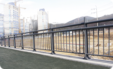 Image of handrails NRA 182-1